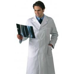 Camice medico uomo doppio petto