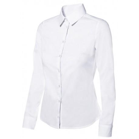 Camicia donna aderente