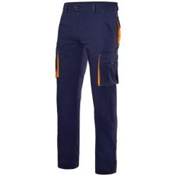 Pantaloni da lavoro STRETCH MULTITASCHE