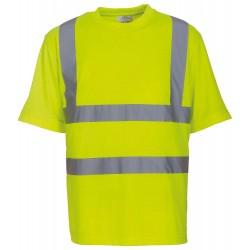 T-shirt alta visibilità