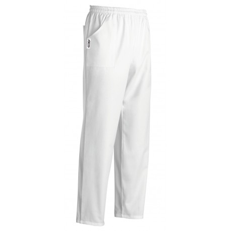 Pantalone coulisse tasca a toppa