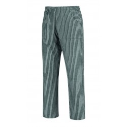 Pantaloni NEW GREY STRIPE