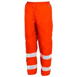 Pantaloni impermeabile ALTA VISIBILITA'